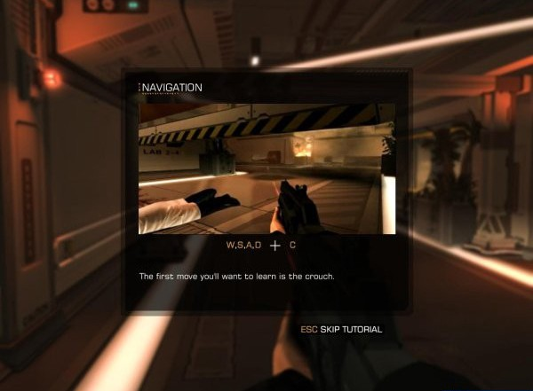 Deus Ex Human Revolution—пример того, как не надо делать туториалы